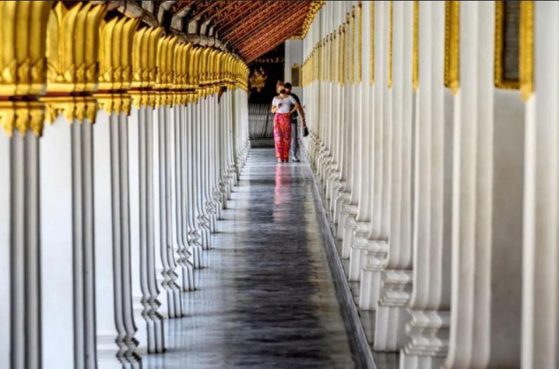 بازگشایی اماکن توریستی شهر بانکوک تایلند به روی گردشگران