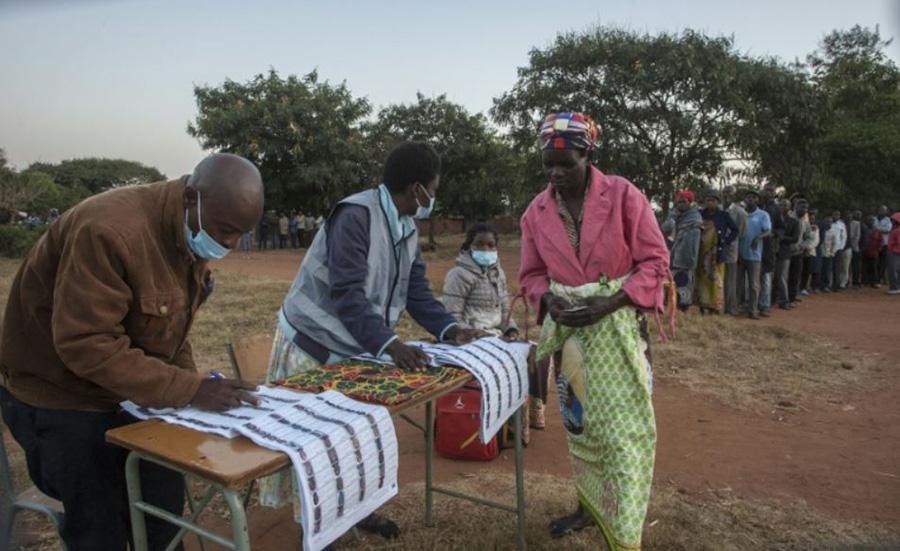برگزاری انتخابات ریاست جمهوری در کشور آفریقایی مالاوی