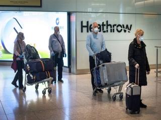 انگلستان قانون قرنطینه 50 کشور را لغو میکند