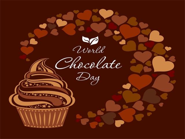 7 جولای ، روز جهانی شکلات