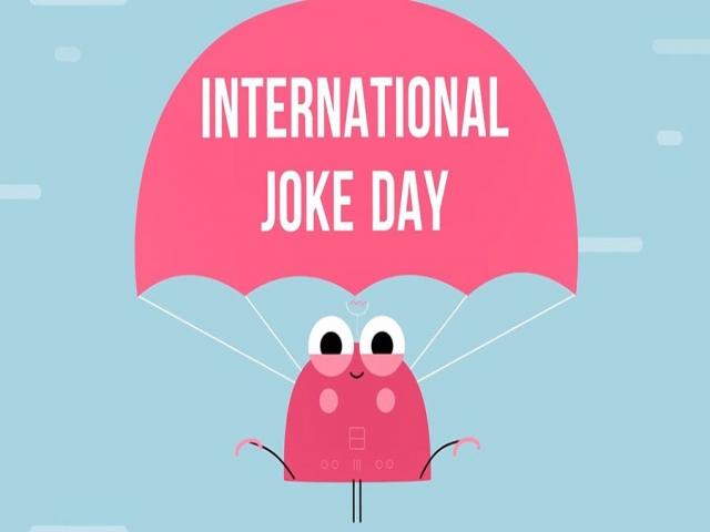 1 جولای ، روز جهانی جوک