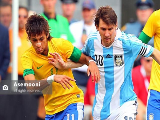 برزیل- آرژانتین، همسایگانی تشنه به خون هم!