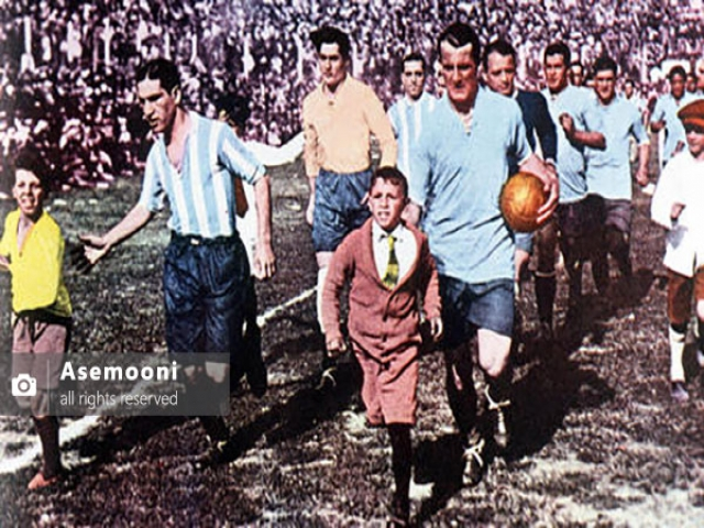 فینال جام جهانی و جنگ بر سر پرتاب سکه