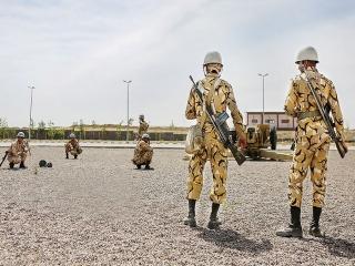 مدت آموزشی سربازان تا اطلاع بعدی به یک ماه کاهش یافت