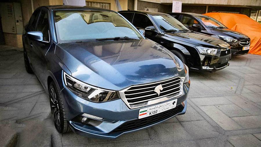 پیش فروش محصول جدید ایران خودرو شروع شد - The pre-sale of Iran Khodro's new product has started