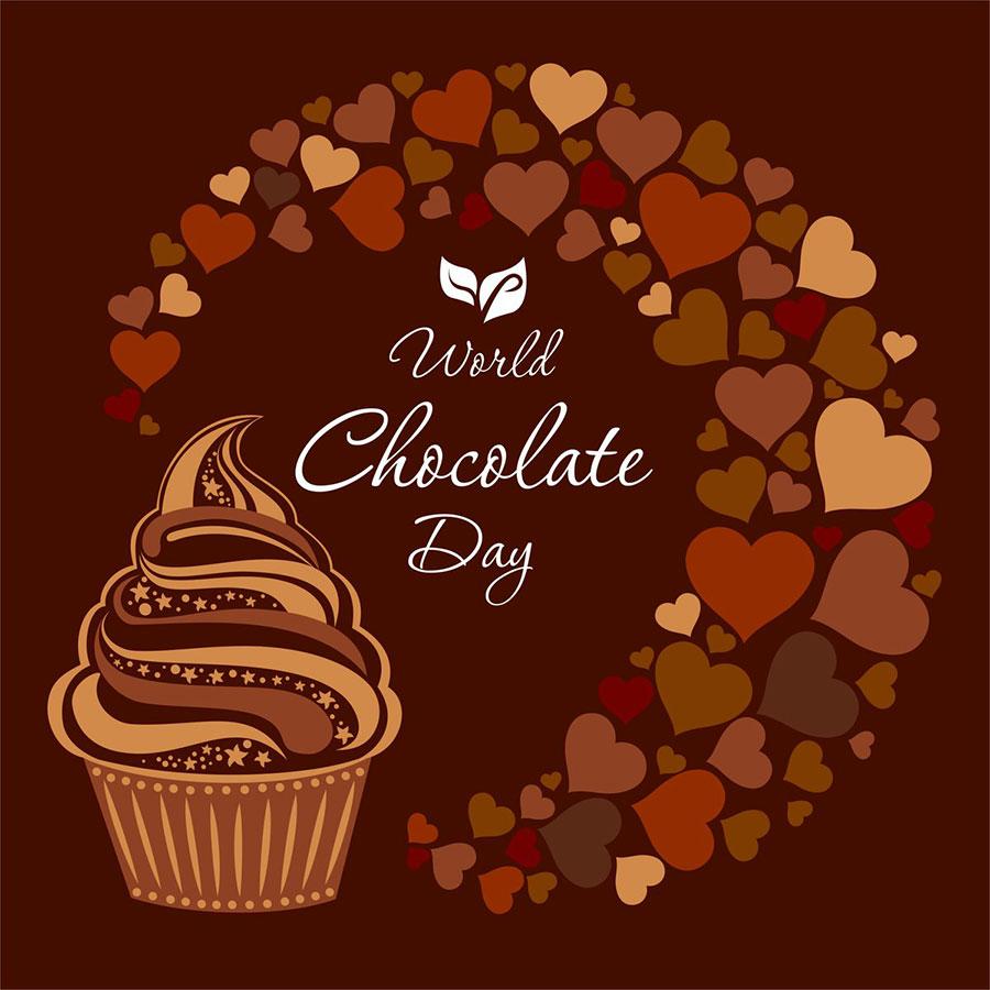 روز جهانی شکلات - World Chocolate Day
