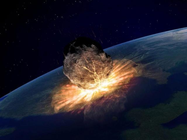 """احتمال برخورد """"سیارک ND2020 """" به زمین در 3 مرداد"""