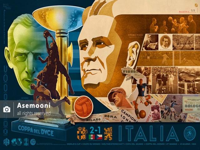 خدمت بزرگ ایتالیایی ها به تورنمنتهای ورزشی