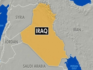 چهار راکت به اردوگاه محل استقرار تروریستهای آمریکایی در جنوب بغداد اصابت کرد