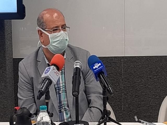 درخواست فرمانده عملیات مدیریت بیماری کرونا برای دورکاری 50 درصد کارکنان استان تهران