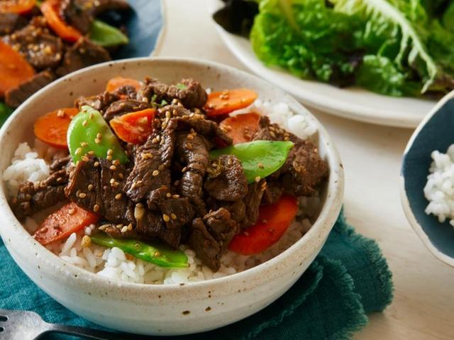 طرز تهیه بولگوگی (Bulgogi) یک غذای کره ای