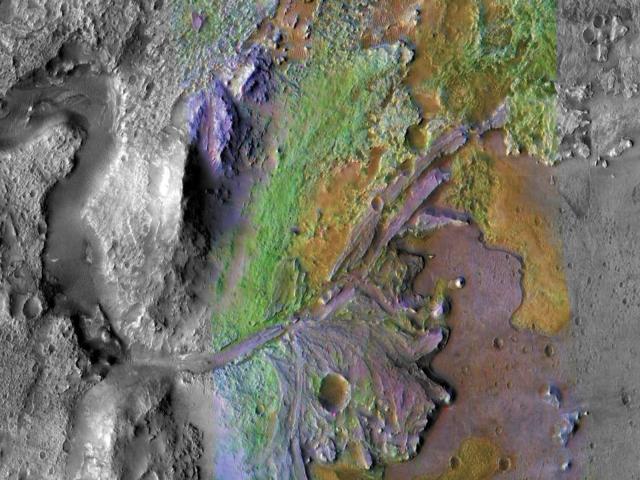 ناسا معتقد است زندگی روی مارس وجود داشته است!