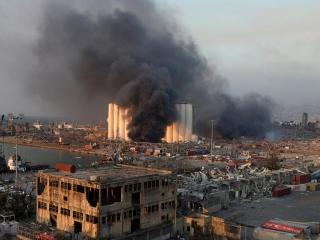 بیش از 30 کشته و 3000 زخمی در انفجار بیروت