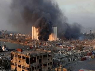 دستکم 78 کشته و بیش از 4000 زخمی به دنبال انفجار بیروت
