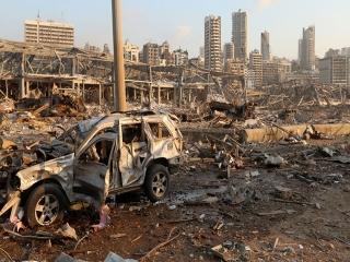 در انفجار بیروت به کارکنان سفارت ایران آسیبی وارد نشده است