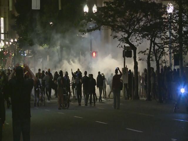 در پی ادامه اعتراضات در آمریکا وضعیت پورتلند بحرانی اعلام شد
