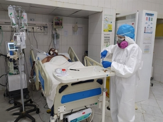 خواب سنگین ستاد کرونا و علوم پزشکی گیلان و بازگشت بحران کرونا به گیلان
