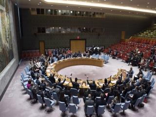 رای گیری شورای امنیت درباره پیش نویس قطعنامه ضد ایرانی آمریکا آغاز شد