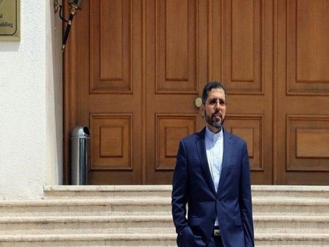 سعید خطیبزاده به عنوان سخنگوی وزارت امور خارجه معرفی شد