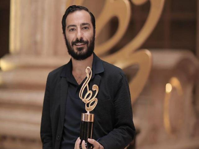 نوید محمد زاده برنده بیشترین جوایز بازیگری سینمای ایران در دهه نود