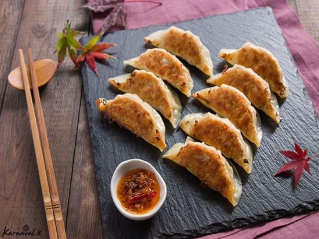 گیوزا، پیراشکی محبوب ژاپنی
