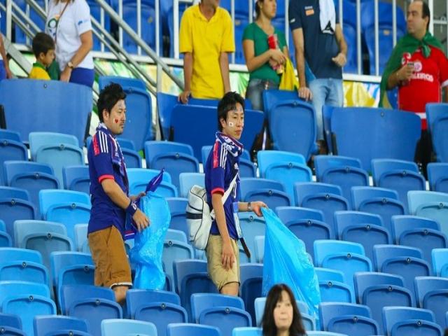 ابتکارات ژاپنی در استادیوم های فوتبال