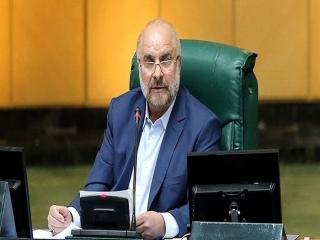 رئیس مجلس : سؤال از روحانی در مجلس پیگیری میشود