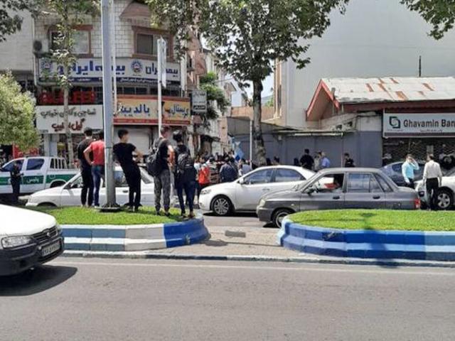خبر بمبگذاری در خیابان مطهری رشت تکذیب شد