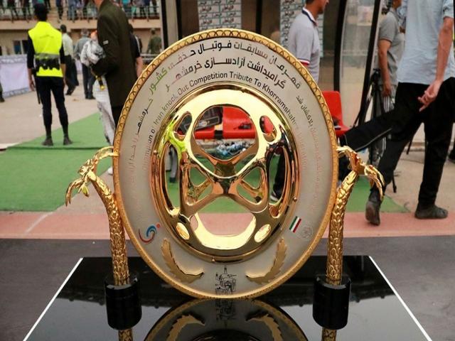 فینال جام حذفی فوتبال پنجشنبه 13 شهریور برگزار میشود
