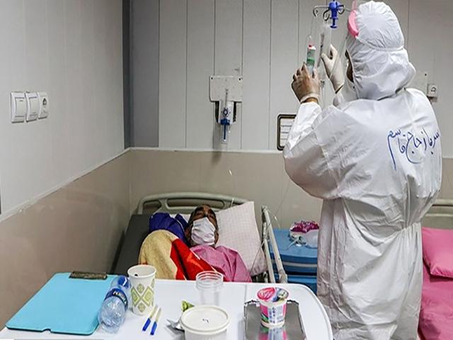 ابتلای 2206 تن به کرونا و جان باختن 112 بیمار کووید 19