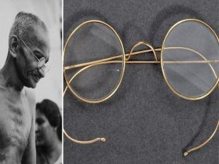 عینک گاندی در یک حراجی در لندن 260 هزار پوند فروخته شد
