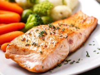 طرز تهیه کباب ماهی