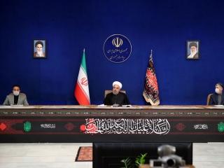 روحانی : سختترین شرایط را روبروی خود میبینیم