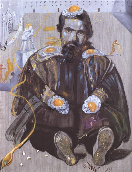 نقاشی دالی