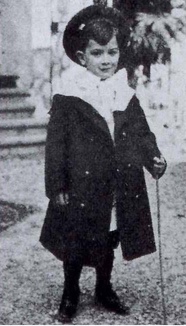 کودکی سالوادور دالی