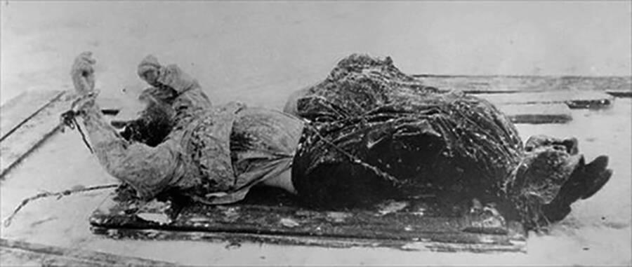 جسد راسپوتین