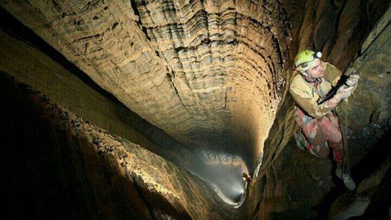 غار پراور غارنوردی