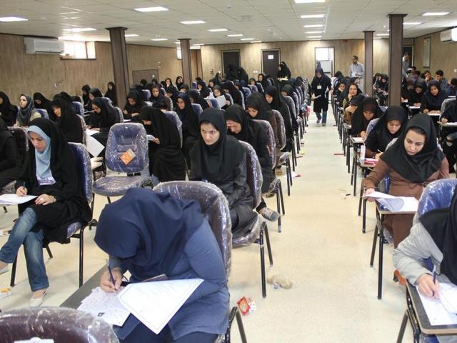 آزمون استخدامی دانشگاههای علوم پزشکی به تعویق افتاد