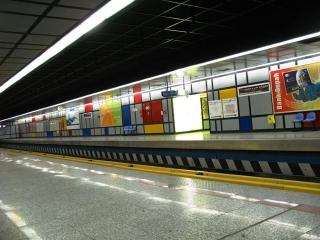 دلیل خروج واگن مترو تهران