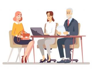 چطور از مصاحبه کاری استخدام سربلند بیرون بیاییم؟