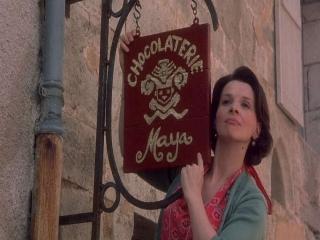 جانی دپ در فیلم شکلات سال 2000