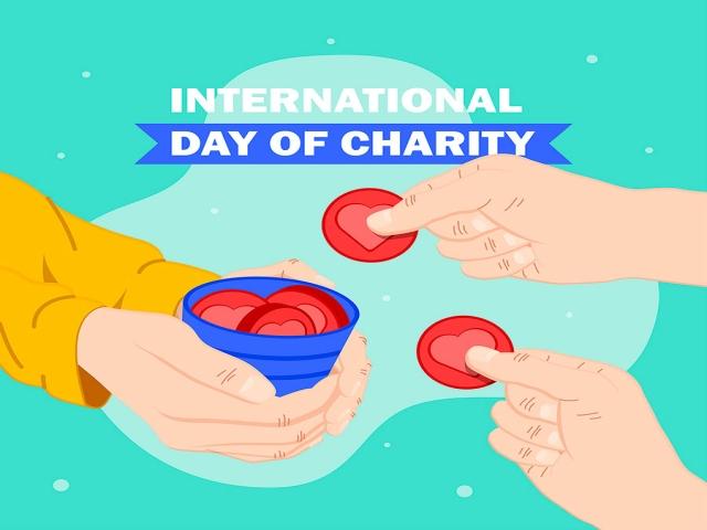 5 سپتامبر ، روز جهانی خیریه