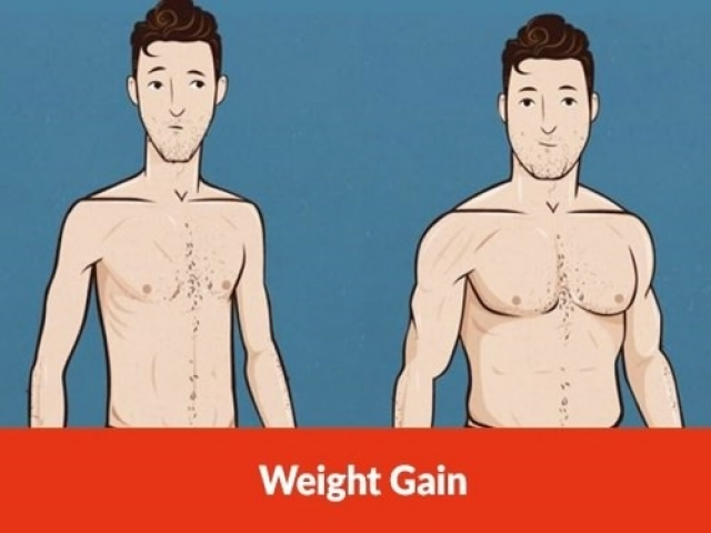بهترین کپسول های افزایش وزن