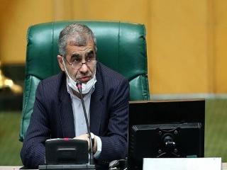 علی نیکزاد، نائب رئیس مجلس به کرونا مبتلا شد