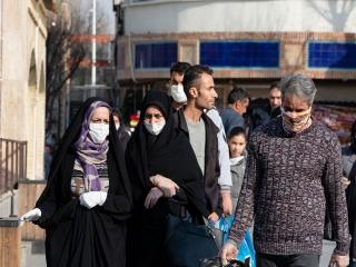 تهران در آستانه موج سوم ویروس کرونا