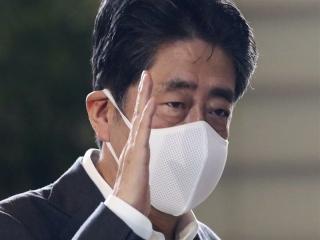 دولت آبه شینزو استعفا کرد
