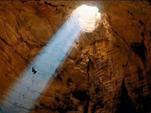 غار پراو کرمانشاه ، به کام مرگ میرویم!