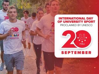 20 سپتامبر ، روز جهانی ورزش دانشگاهی
