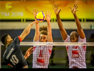 لغو مسابقات والیبال جام باشگاههای جهان 2020