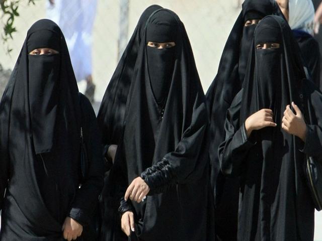 حجاب در عربستان اختیاری شد